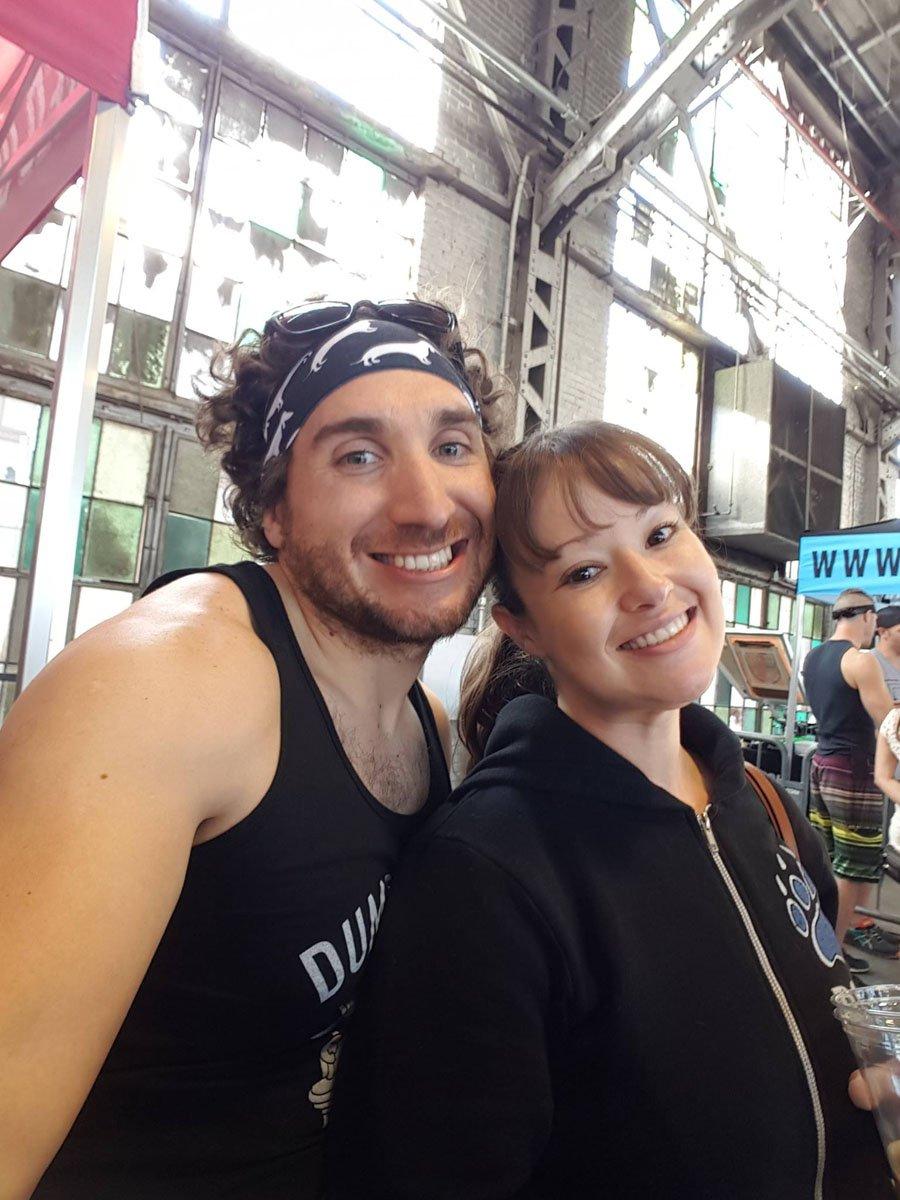 Jon and Megan Bender