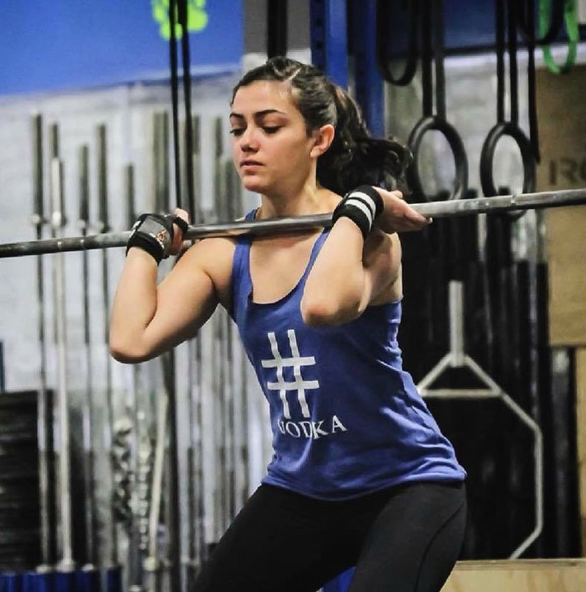 May 2018 Athlete of the Month: Vanessa Lacardie