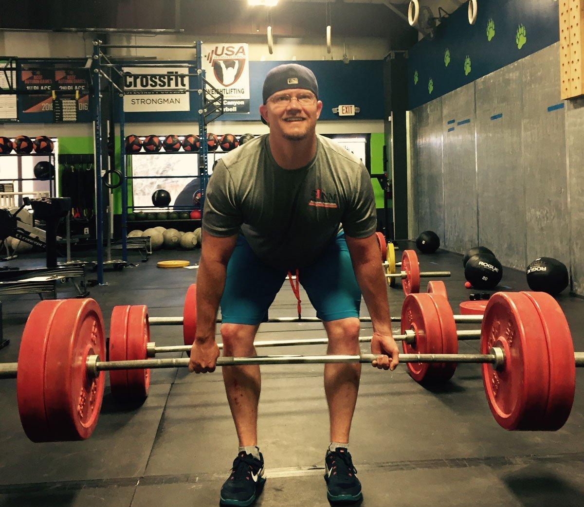 April 2017 Athlete of the Month: Ryan Sanders
