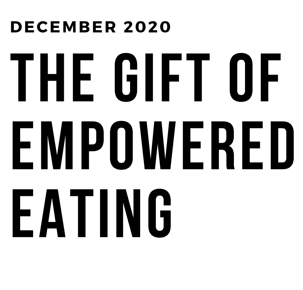 The Gift of Empowered Eating: Jess Brown